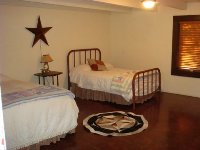 Texas Hunt Lodge Bedroom Two