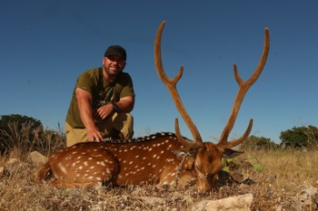 Trophy Axis Hunt