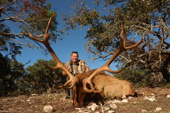 World Record Class Elk Hunt