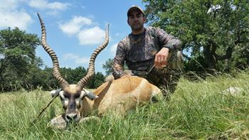 Monster Blackbuck Hunt
