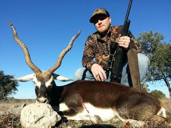 Blackbuck Antelope Hunt