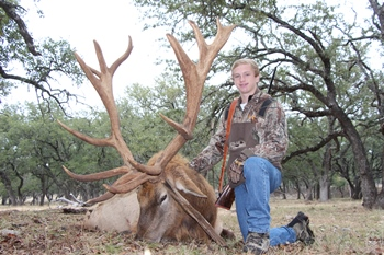 Record Book Elk Hunt