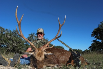 World Record Dybowski Sika Hunt