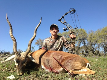 Blackbuck Antelope Bow Hunt