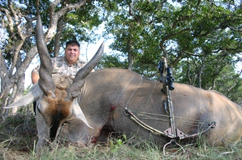 Livingston Eland Hunt