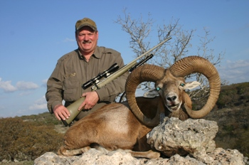 World Record Afghan Urial Hunt