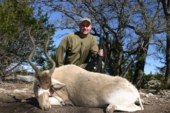 Trophy Addax Hunt