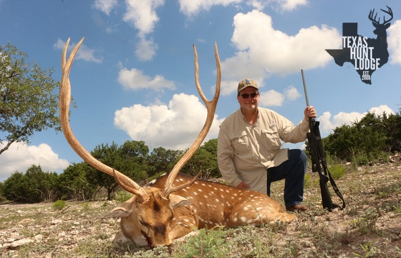 Hill Country Gold Medal Axis Hunt