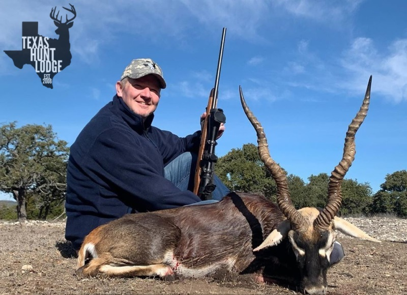 Blackbuck Hunting in Texas