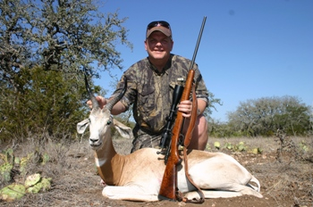 Dama Gazelle Hunt