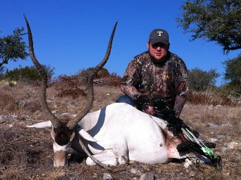 Addax World Record Hunt