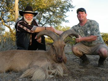 World Record Aoudad Hunt