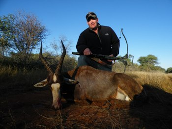 World Record Blesbok Hunt