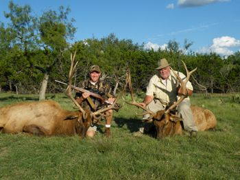Trophy Elk Hunt