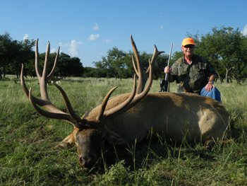 World Record Elk Hunt