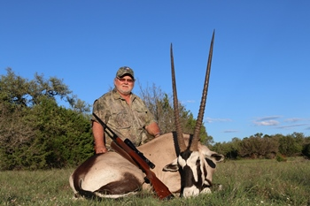 SCI World Record Gemsbok