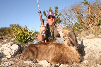 Himalayan Tahr Rifle Hunt