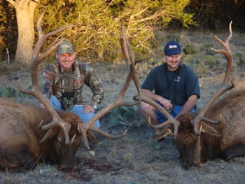 Texas Elk Hunt