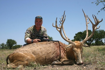 World Record Pere David's Deer Handgun Hunt