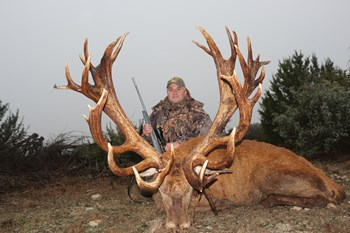 World Record Red Stag Hunt