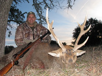 Trophy Japanese Sika Deer Hunt