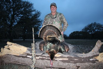 Texas Turkey Hunt