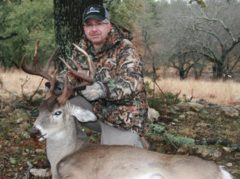 Texas Hill Country Whitetail Hunt